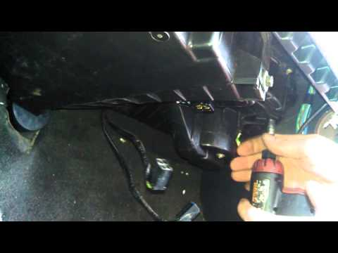 2003 dodge ram intermittent a c blower replace ignition for Dodge ram blower motor