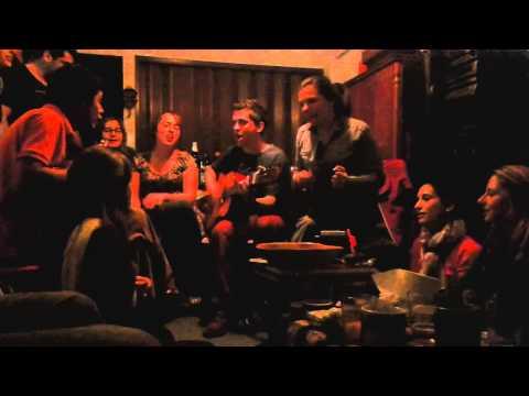 Festejando el cumple de Lu en Montevideo II