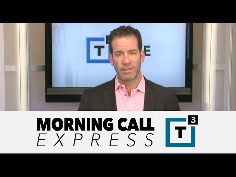 Morning Call Express: Dress Down Markets