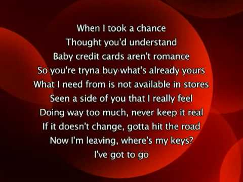 Jennifer Lopez - Love Don't Cost A Thing, Lyrics In Video video