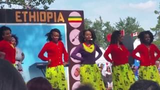 Ethiopian Music Oromigna - Live Dance