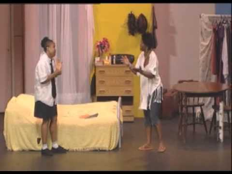 Passa Passa - Part 8 Of 12 - [jamaican Play Comedy] video