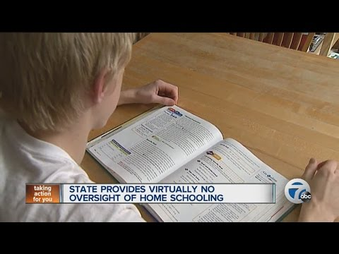 State provides no oversight on home schooling