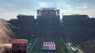 GREEN BAY PACKERS | National Anthem Fail 2018