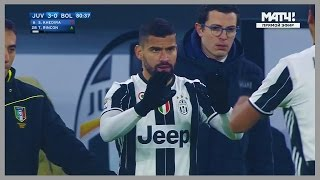 Tomas Rincon vs Bologna (Home) 08/01/2017 | Debut for Juventus | HD