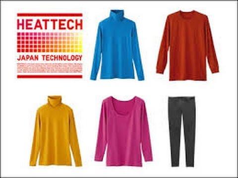 Uniqlo Heattech Thailand Uniqlo Heattech Clothing in
