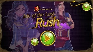 Disney's Descendants - Isle of the Lost: Rush (Evie High-Score Gameplay)