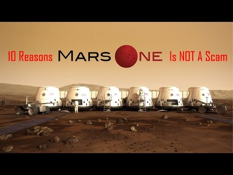 10 reasons Mars One is NOT a scam