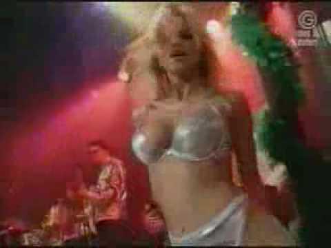 Kerry Katona - Dodgy Dancing