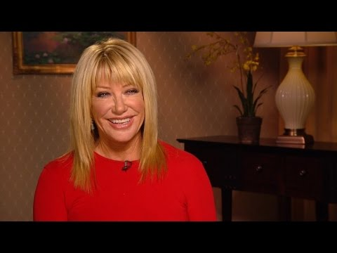 Suzanne Somers Reveals Who She Wants To Play Her In 'Three's Company' Reboot