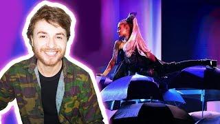 Ariana Grande Billboard Awards 2018 No Tears Left To Cry Reaction