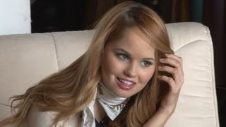 Debby Ryan Takes Us Behind the Scenes For Her Miabella Cover Shoot & Opens Up About Her New BF