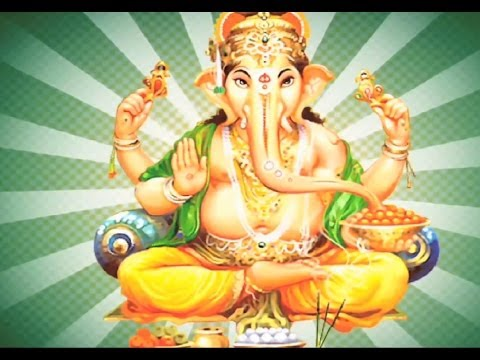 Ganesh 108 names By Pandit Jasraj Full Video Song I SHREE GANESHAAYA...