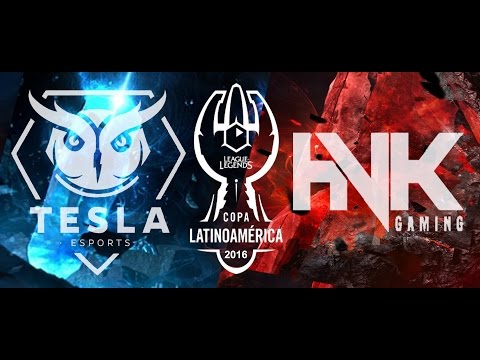 Tesla E-Sports Vs Havoks Gaming Match 2 Copa Latam S4 D1