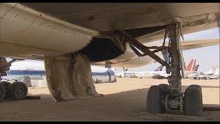 Inside Stowaway Teen's 5 Hours in Jet's Wheel Well  4/22/14   (Plane)
