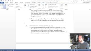 How to REALLY use Microsoft Office: Word Section Breaks, Portrait and Layout