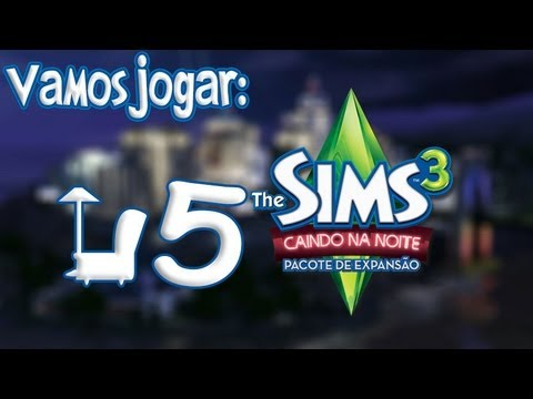 The Sims 3 - The Sims 3 Late Night (Caindo na Noite) Gameplay: Resultado da Banda Ep5