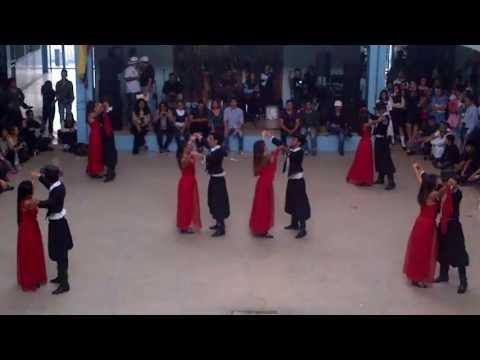 Presentación de Baile Chacarera Uruguaya