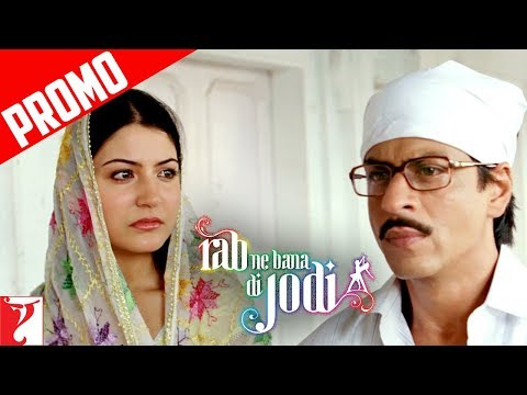 Love Hai Ji Taani Partner - Dialogue Promo 1 - Rab Ne Bana Di Jodi
