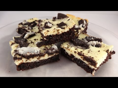 Cookies and Cream Brownies- with yoyomax12