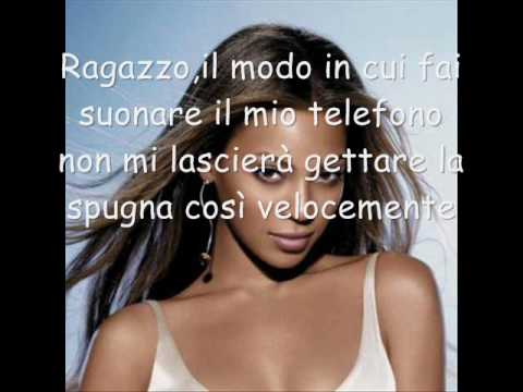 Lady Gaga Feat Beyonce-telephone Traduzione In Italiano video