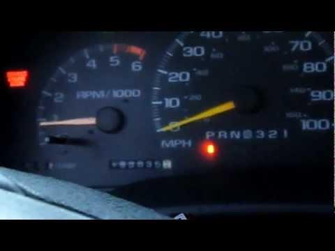 Chevy Vortec 5.7 Problem Tahoe 1996 RPM's
