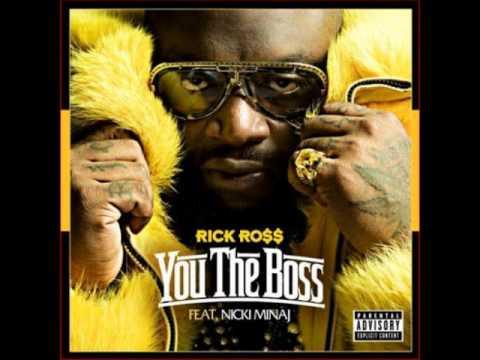 Rick Ross Ft. Nicki Minaj - You The Boss (Instrumental) [Download]