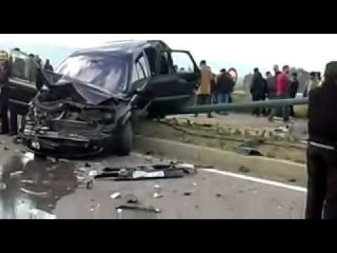 Accident : Autoroute Rabat - Salé El Jadida (28/2/2011)
