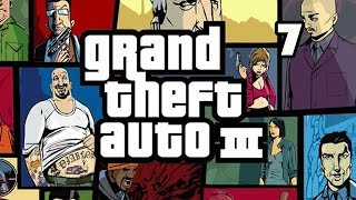 Lets Play Grand Theft Auto 3 #07 1080p 60fps - Explosives Eis