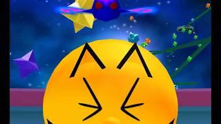 Namco Museum Megamix/Remix: Galaga Remix 2 player Netplay 60fps