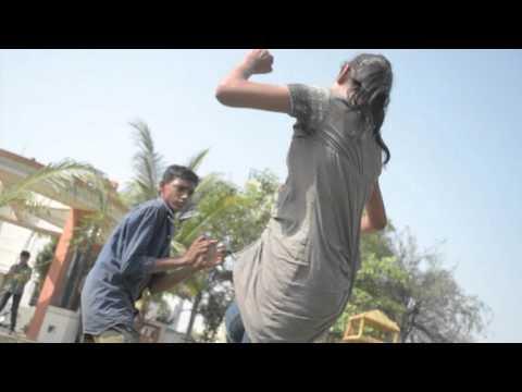 Girl's self defence