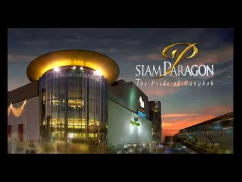 Siam Paragon The Pride of Bangkok