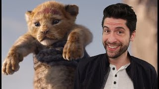 The Lion King - Teaser Trailer (My Thoughts)