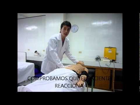 Tecnica de Reanimacion Cardiopulmonar