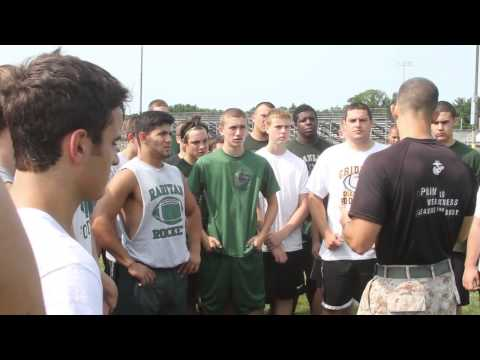 Raritan High School Marine Corps Leadership Seminar