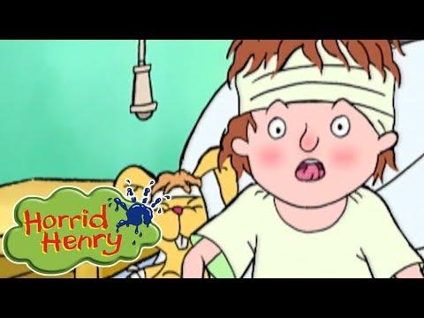 Horrid Henry - Henry's Gross DVD   Cartoons For Children   Horrid Henry Episodes   HFFE