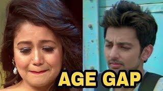 SHOCKING AGE GAP   Neha Kakkar And Her Boyfriend Himansh Kohli Real Age Gap   2018