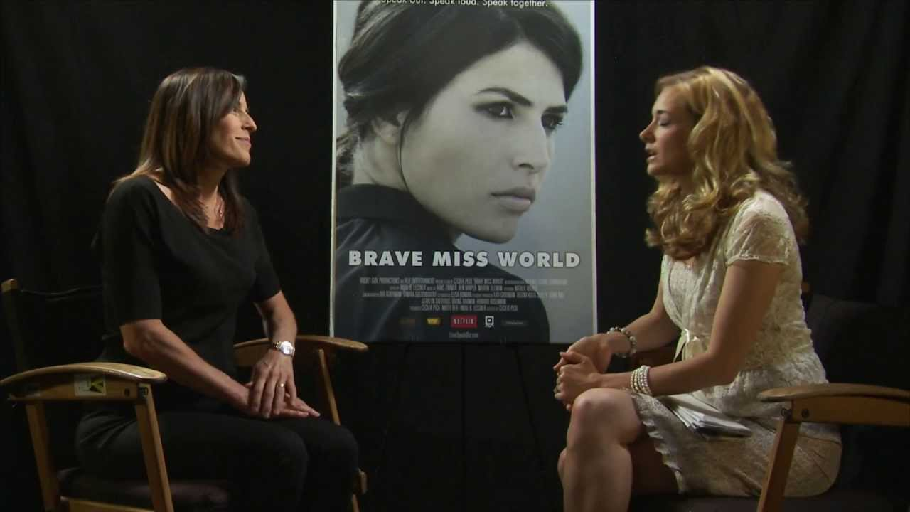 Cecilia Peck Director Of Brave Miss World At 2013 Dallas International Film Festival Youtube