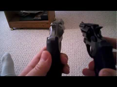 Charter Arms Undercover vs Rossi (Braztech) R351