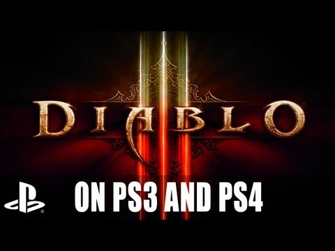 Diablo III on PS3 & PS4: How it works on PlayStation