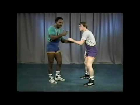 How To Drill Wrestling Techniques by Carl Adams Image 1
