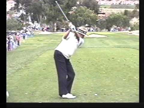 Raymond Floyd Great 6 iron 1993 slo mo by Carl Welty.wmv