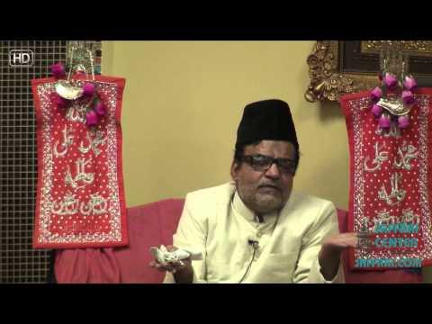 17th Ramazan 1434 Maulana Abid Bilgrami