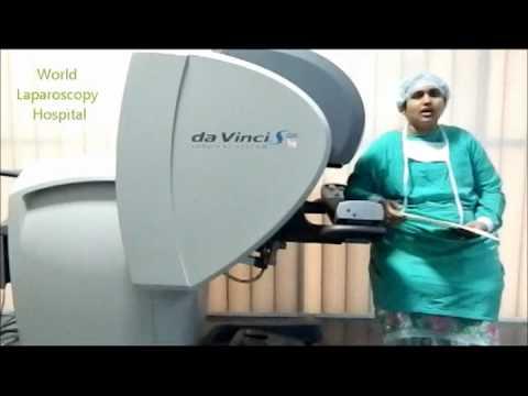 Feedback of DR. AYESHA KHAN PATHAN about Laparoscopic and Robotic Training