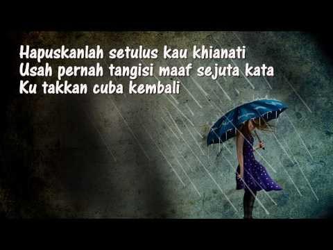 Asfan - Tak Cuba Kembali (Lirik)