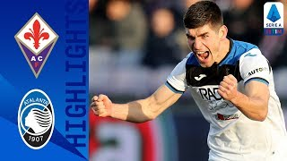 Fiorentina 1-2 Atalanta | Atalanta Tighten Grip on Fourth With Comeback Win! | Serie A TIM