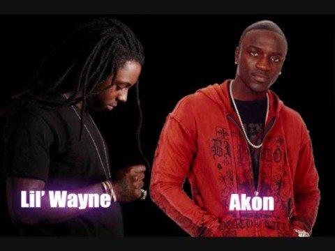 Akon Ft. Lil Wayne - I Am So Paid