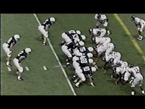 http://www.linebacker-u.com A three touchdown underdog Texas Tech squad gave #4 Penn State all they could handle in the 1995 season opener. Starters: OFFENSE...