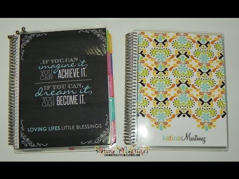 Erin Condren Life Planner Review 2015