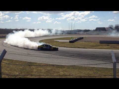 Drift Sturup Raceway 2013